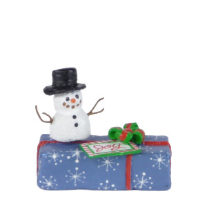 A34LTD Gift with Snowman