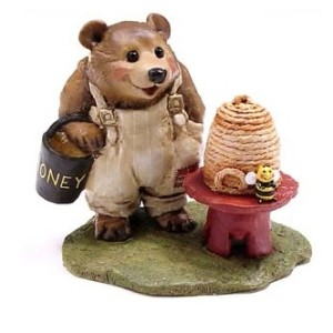 BB 11 Honey Bear