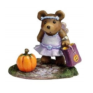 BB15  Halloween Fairy Bear