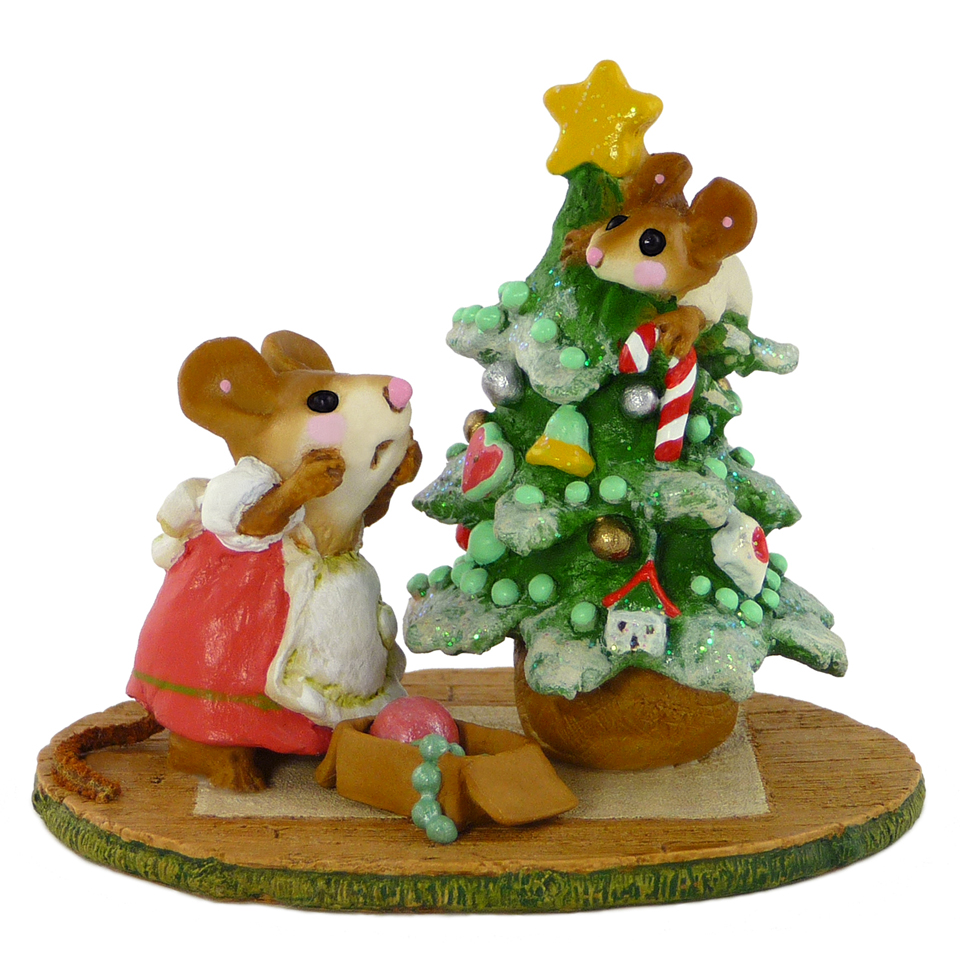 Wee Forest Folk Christmas