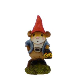 M-393 GnomeStatue