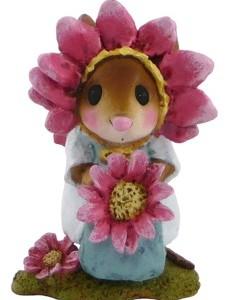 M338b Little Miss Pink Petals