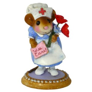 M470 Nurse Goodheart - blue