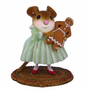 M499 Gingerbread Girl