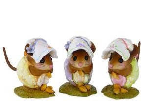 NM1b Spring Nibble Mouse - any color