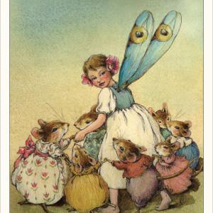 Note2 Fairy ring Around the Rosie