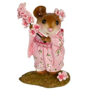 M-459a Cherry Blossom Girl