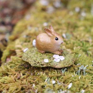 A009 Tiny Spring Bunny
