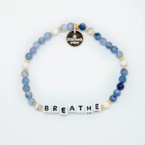 Breathe blue Little Words Project