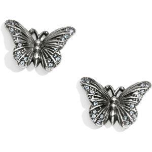 Solstice Butterfly Post Earrings