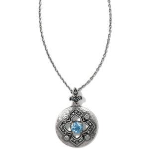Sahara Round Necklace