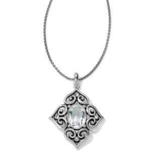Alcazar Chrystalline Convertible Necklace