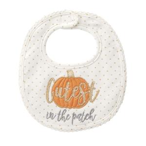 Cutest Pumpkin Bib