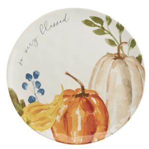 Round Gather Platter