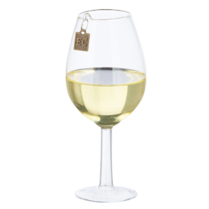 white wine ornament