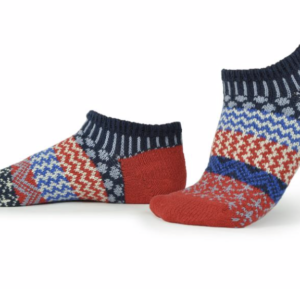 stars and stripes ankle socks