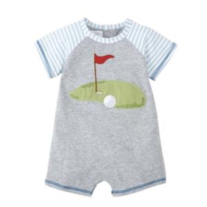 golf raglan shortall
