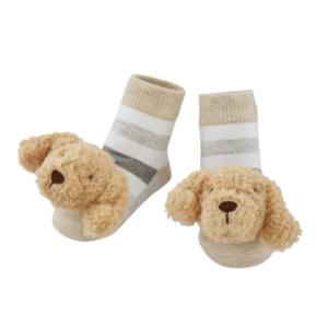 doodle rattle socks